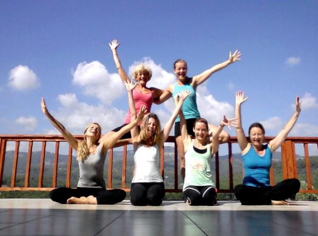 Yoga-Reisen