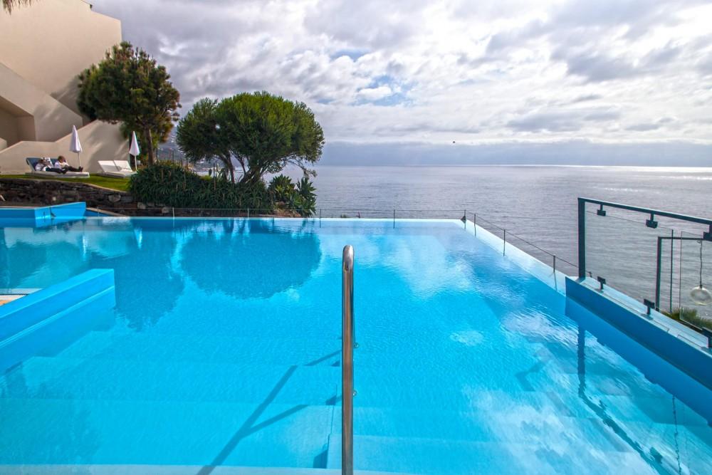 Madeira, Hotel Estalagem Ponta do Sol
